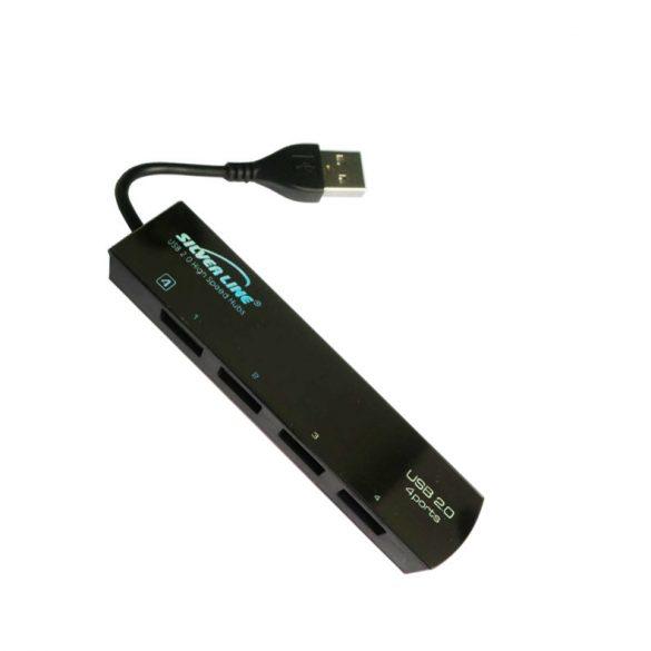 מפצל USB HUB עם 4 כניסות SL-004H - מיטב ציוד משרדי